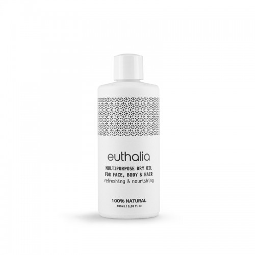 Multi Purpose Dry Oil / Ξηρό Έλαιο για Πρόσωπο, Σώμα και Μαλλιά