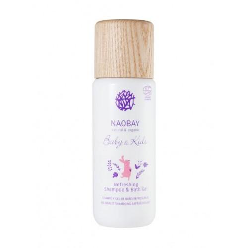 Baby & Kids Refreshing Shampoo & Bath Gel 200ml/ Παιδικό και Βρεφικό Σαμπουάν και Αφρόλουτρο 200ml