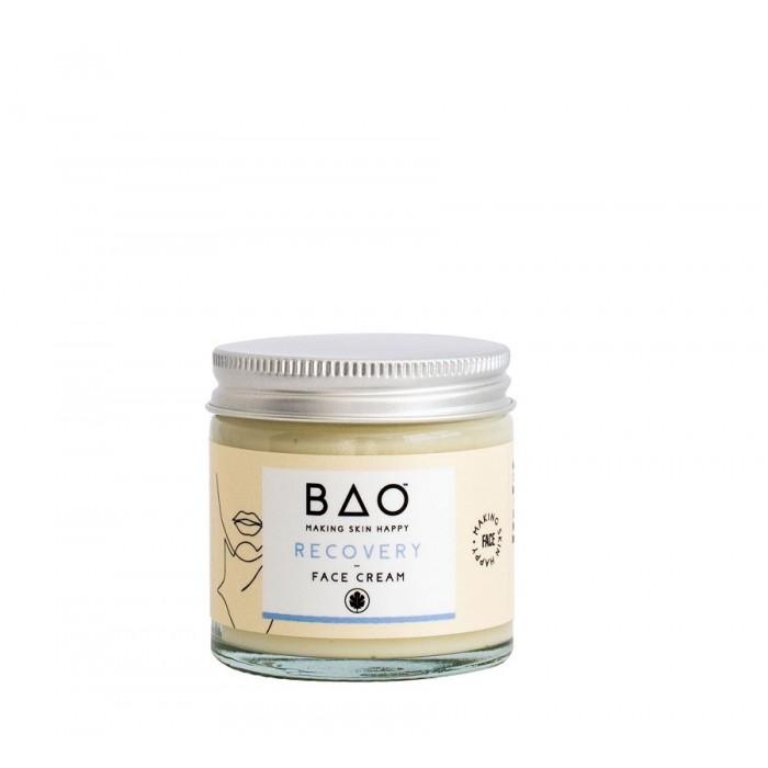 Recovery Face Cream / Θρεπτική Κρέμα Προσώπου με Υαλουρονικό Οξύ