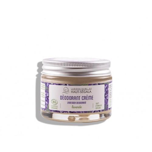 Lavender Vegan Deodorant /  Φυσική Αποσμητική Κρέμα με Άρωμα Λεβάντας