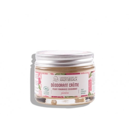 Peony Fragrance Vegan Deodorant /  Φυσική Αποσμητική Κρέμα με Άρωμα Παιώνιας