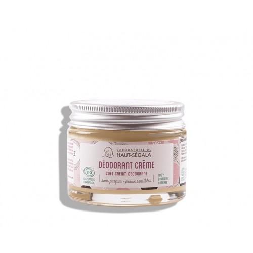 Soft Cream Vegan Deodorant /  Φυσική Αποσμητική Κρέμα χωρίς Άρωμα