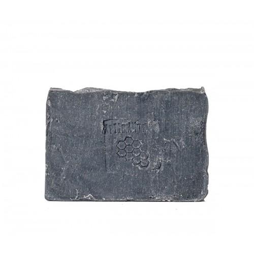 Detox Soap 100gr/ Φυσικό Σαπούνι Detox με Ενεργό Άνθρακα 100gr