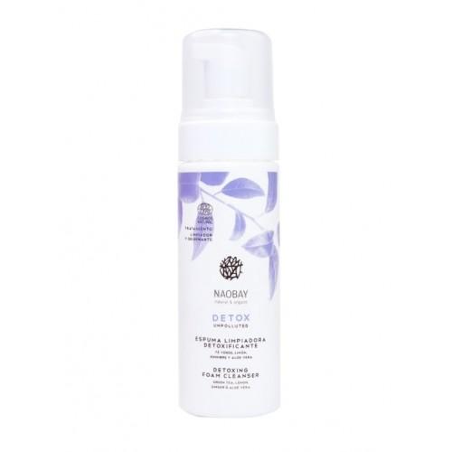 Detoxing Foam Cleanser / Αφρός Καθαρισμού και Αποτοξίνωσης Προσώπου