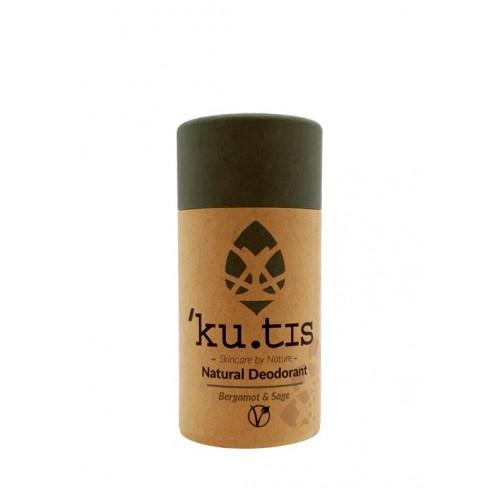Natural Deodorant Bergamot and Sage /  Φυσικό Vegan Αποσμητικό Περγαμόντο-Φασκόμηλο