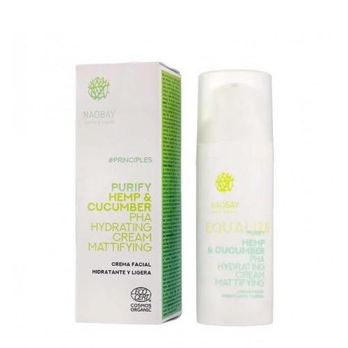 Hydrating Cream Mattifying / Ενυδατική Κρέμα Προσώπου Purify  για  Λιπαρό Δέρμα