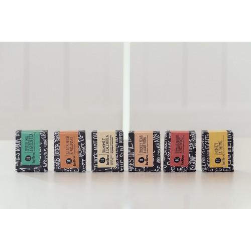 Mini Soap 6-pack / Πακέτο 6 Μικρών Σαπουνιών 30gr