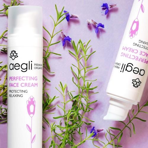 Perfecting Face Cream / Κρέμα Προσώπου Αντιγήρανσης και Προστασίας