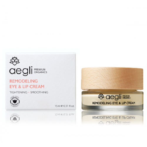 Remodeling Eye and Lip Cream / Κρέμα Ματιών και Χειλιών για Ανάπλαση