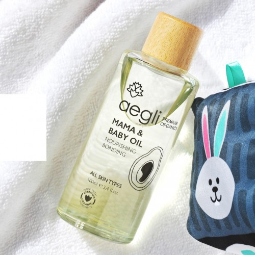 Mama & Baby Oil