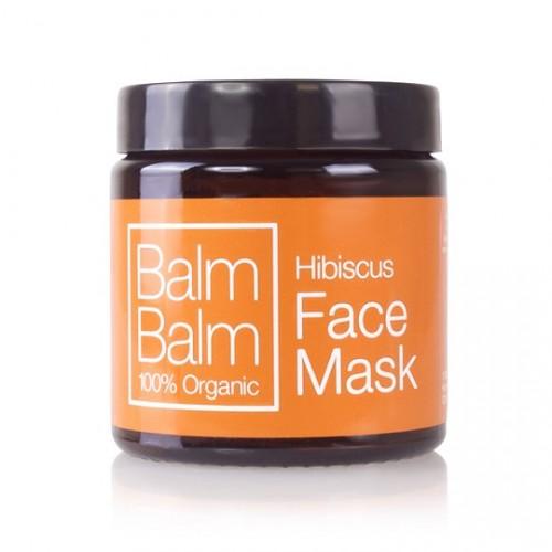 Hibiscus Face Mask / Μάσκα Καθαρισμού Προσώπου με Ιβίσκο