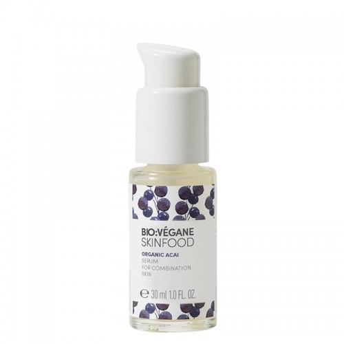 Organic Acai Serum /  Serum Εξισορρόπησης για Μικτό Δέρμα με Acai Berry