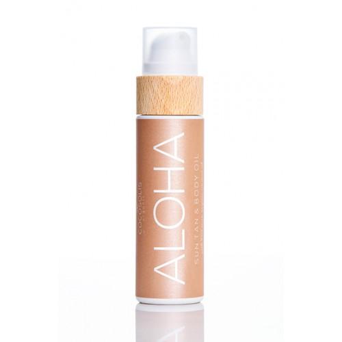 Aloha Suntan & Body Oil 110ml
