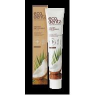 Organic Anti-Plaque Toothpaste / Βιολογική Οδοντόκρεμα κατά της Πλάκας με Καρύδα και Ψευδάργυρο