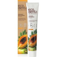Organic Whitening Toothpaste / Βιολογική Οδοντόκρεμα Λεύκανσης με Παπάγια