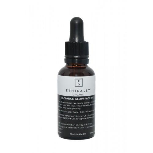 Radiance Glow Face Oil / Έλαιο Προσώπου Λάμψης και Ενυδάτωσης