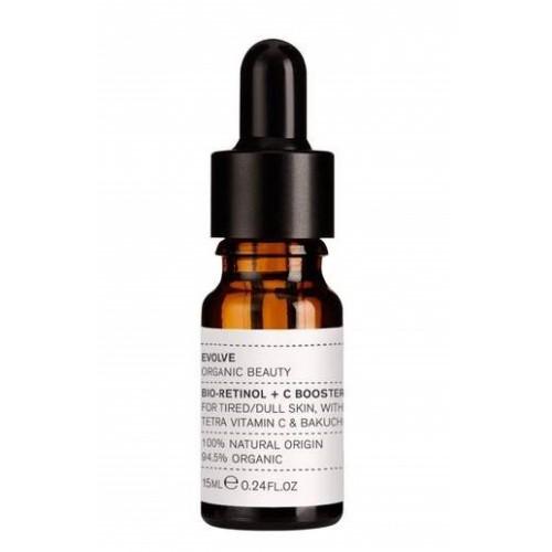 Bio-Retinol and C Booster 15ml/ Ορός με Bacuchiol και Βιταμίνη C 15ml