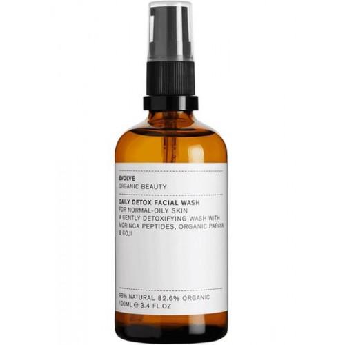Daily Detox Facial Wash 100ml / Καθαριστικός Αφρός Προσώπου 100ml
