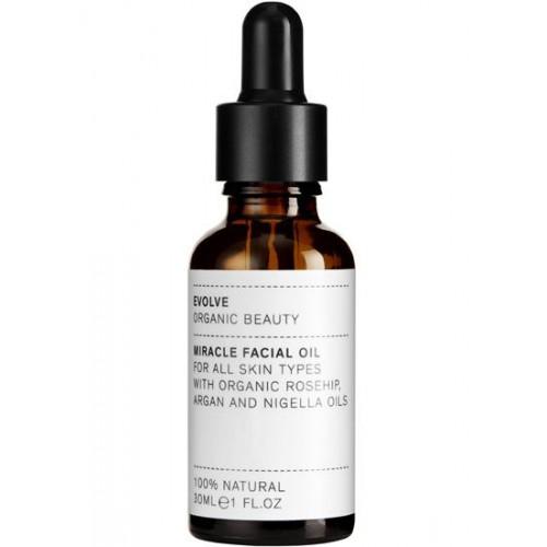 Miracle Facial Oil με Argan και Αγριοτριανταφυλλιά