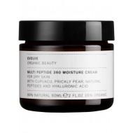 Multi Peptide 360 Moisture Cream 60ml / Ενυδατική Κρέμα Προσώπου με Πεπτίδια 60ml