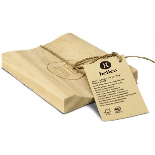 Wooden Soap Dish  / Ξύλινη Θήκη Σαπουνιού