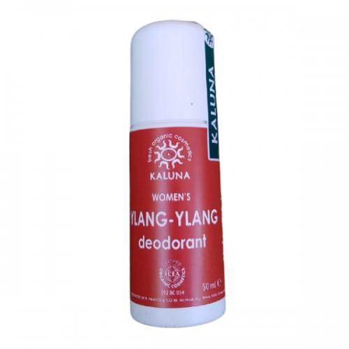 Βιολογικό Αποσμητικό Γυναικείο Ylang Ylang
