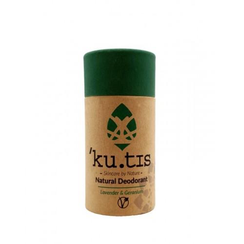 Natural Deodorant Lavender and Geranium / Φυσικό Vegan Αποσμητικό Λεβάντα-Γεράνι