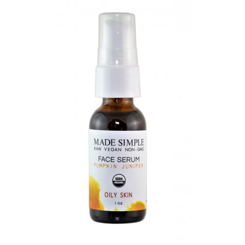 Face Serum Pumpkin 30ml / Ορός Εξισορρόπησης για Λιπαρό Δέρμα με Έλαιο Σπόρων Κολοκύθας 30ml
