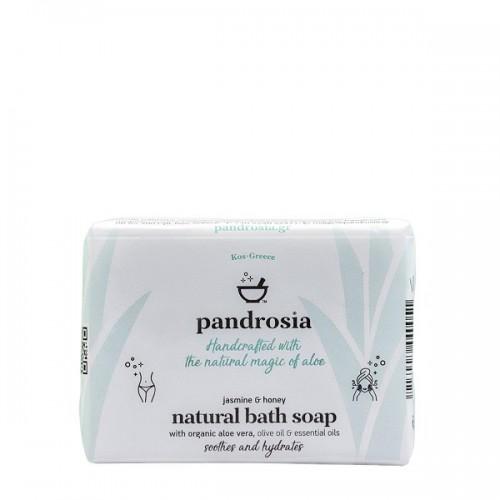 Natural Face and Body Soap / Φυσικό Σαπούνι με Βιολογική Αλόη