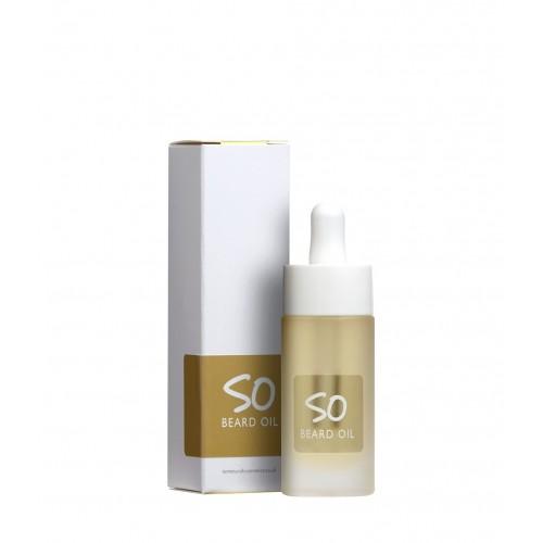 Beard Oil 20ml / Φυσικό Έλαιο Περιποίησης Γενειάδας 20ml