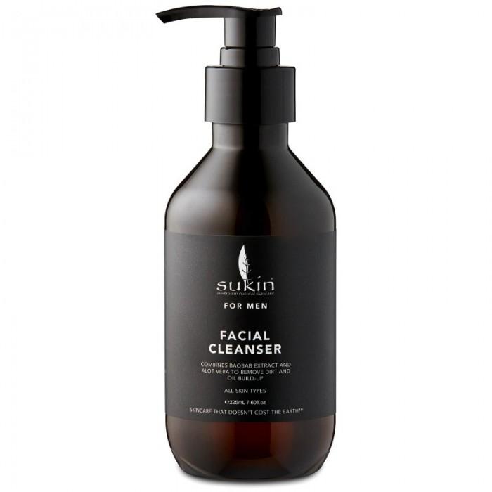 Facial Cleanser for Men 225ml / Τζελ Καθαρισμού Προσώπου για Άνδρες 225ml