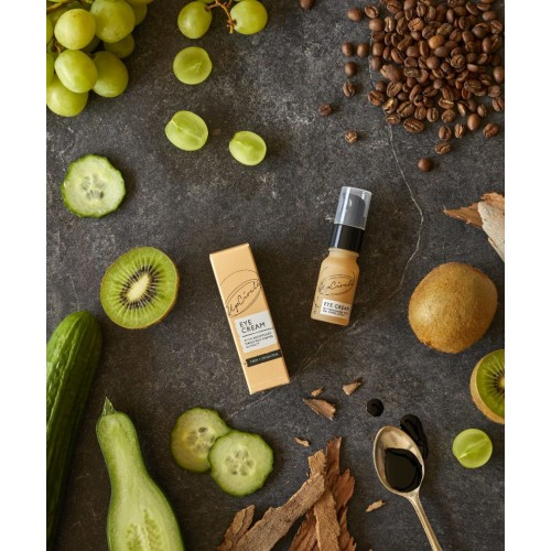 Eye Cream with Maple and Coffee 10ml /Κρέμα Ματιών με  Έλαιο Καφέ και Σφένδαμο 10ml