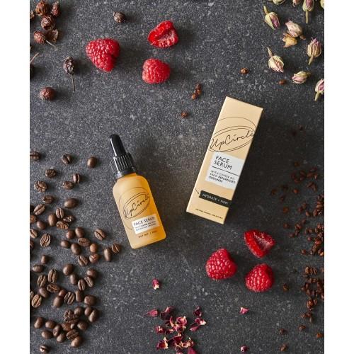 Face Serum with Coffee Oil 30ml /Ορός Προσώπου με Έλαιο Καφέ 30ml