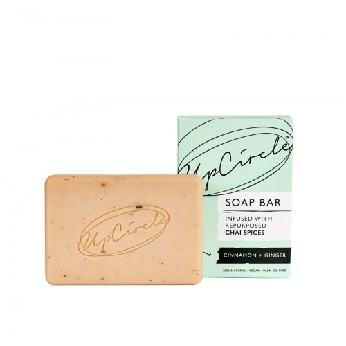 Cinammon and Ginger Chai Soap 100gr / Φυσικό Σαπούνι με Κανέλλα και Τζίντζερ 100gr