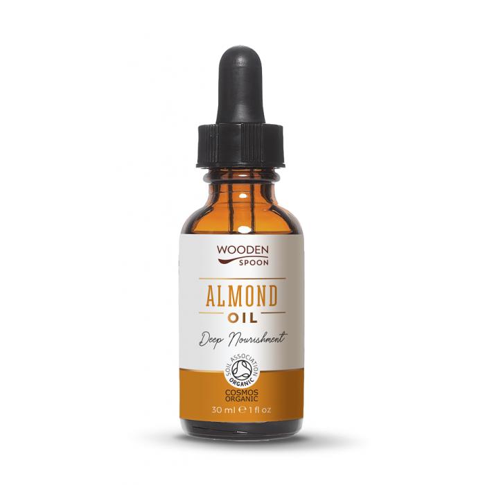 Almond Oil  - Deep Nourishment 30ml/ Έλαιο Αμυγδάλου 30ml