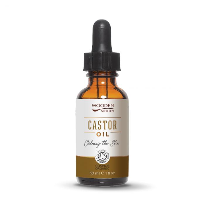 Castor Oil - Calming the Skin 30ml/ Καστορέλαιο 30ml