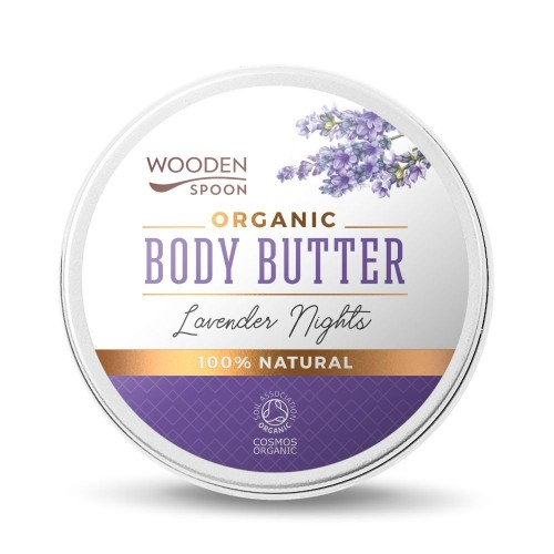 Body Butter Lavender Nights