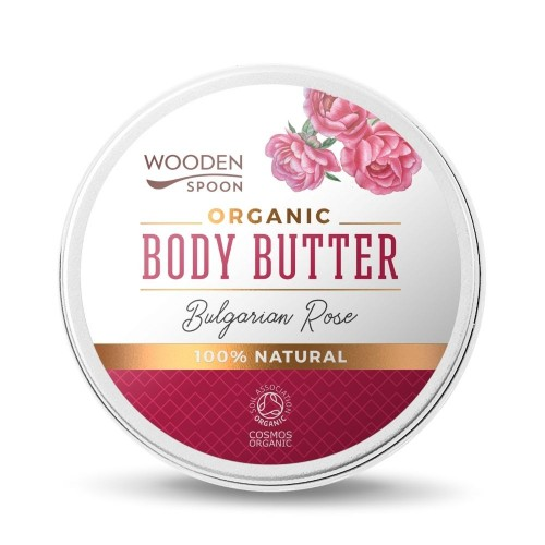 Body Butter Bulgarian Rose