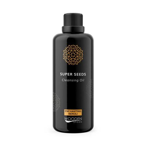 Cleansing Oil Neroli 100ml/ Καθαριστικό Έλαιο Προσώπου για Ξηρό Δέρμα 100ml