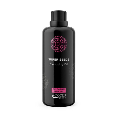 Cleansing Oil Rose Oil 100ml/ Καθαριστικό Έλαιο Προσώπου για Λιπαρό Δέρμα 100ml